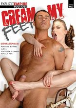 Explicit Empire Cream My Feet
