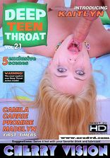 Debutanter Deep Teen Throat Vol 21