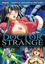 Adult Source Media Doctor Strange The Quest For The Magical Pussy