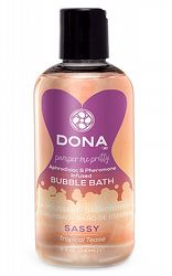 Kroppsvård Dona Bubble Bath Sassy 240 ml