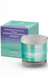 Massageoljor Massageljus Dona Massage Candle Naughty 135g