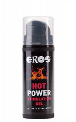 EROS Hot Power Stimulation Gel 30 ml