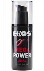 Analt glidmedel EROS Mega Power Anal 125 ml