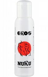 Massageoljor Massageljus Eros Nuru 250 ml