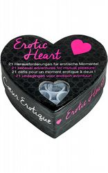 Sexspel Erotic Heart Mini
