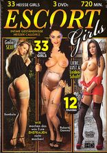 Billiga porrfilmer Escort Girls - 3 Disc Box