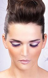 Eyelash Purple Deluxe