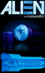 Lösvaginor Fleshlight Freaks Alien