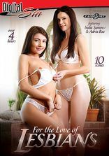 Digital Sin For The Love Of Lesbians - 2 Disc