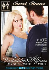 Sweetheart Video Forbidden Affairs Vol 7