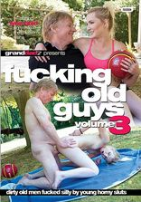 Sunset Media Fucking Old Guys Vol 3