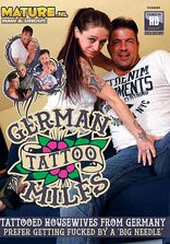 Fetish German Tattoo MILFs