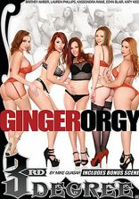 3rd Degree Ginger Orgy