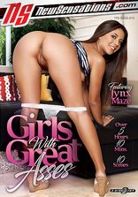 Stora Kukar Girls With Great Asses - 2 Disc