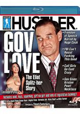 Blu-Ray Gov Love - The Eliot Splitz-Her Story (Blu-Ray)
