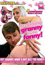 Sunset Media Grabbing Granny By The Fanny