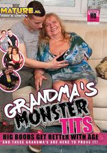 Amatörer Grandmas Monster Tits
