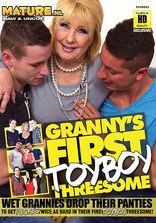 Sunset Media Granny´s First Toyboy Threesome