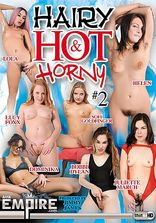 Håriga Tjejer Hairy Hot & Horny Vol 2
