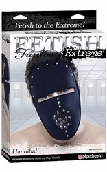 Extrem fetish Hannibal Mask