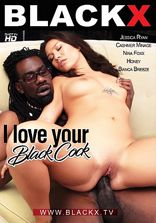 Sunset Media I Love Your Black Cock