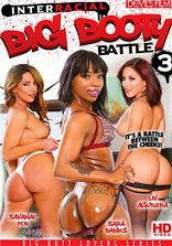 Stora Kukar Interracial Big Booty Battle Vol 3