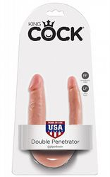King Cock Double Penetrator Flesh