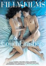 Filly Films Lesbian Couch Crashers