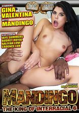 Övriga Bolag Mandingo The King Of Interracial Vol 6