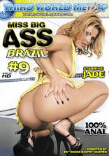 Third World Media Miss Big Ass Brazil Vol 9