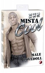 Sexdockor Mista Cool Male Love Doll