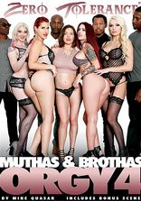 Gang Bang Muthas & Bruthas Orgy Vol 4