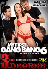 3rd Degree My First GangBang Vol 6