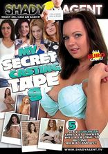 Debutanter My Secret Casting Tape Vol 9