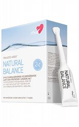 Intimvård Natural Balance 7-pack