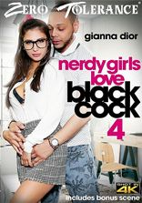 Stora Kukar Nerdy Girls Love Black Cock Vol 4