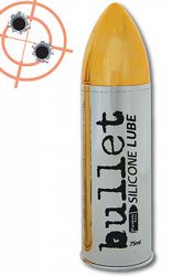 Pasante Bullet Lube Silicone 75 ml