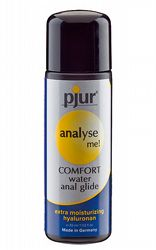 Analt glidmedel Pjur Analyse Me Water 30 ml