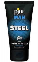 Prestationshöjande Pjur Man Steel Gel 50 ml