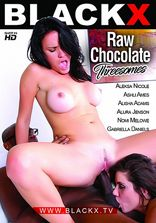 Sunset Media Raw Chocolate Threesomes