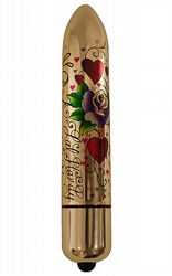 Massagestavar RO-160mm 10 Speed - Hearts n Roses