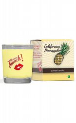 Erotiska dofter Scented Candle Pineapple