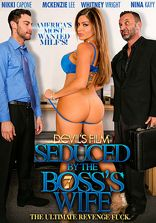 MILF Seduced By The Boss Wife Vol 7