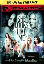 Blu-Ray She Looks Like Me - DVD & Blu-Ray Pack