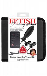 Electrosex Shock Therapy Kinky Couples Kit