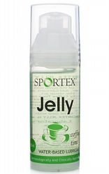 Specialglidmedel Sportex Jelly Coffee Time 50 ml