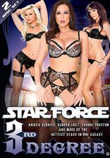3rd Degree Star Force - 2 Disc