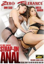 Analsex Strap-On Anal