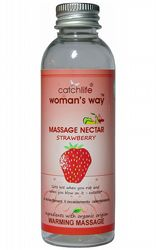Strawberry Massage Nectar 75 ml