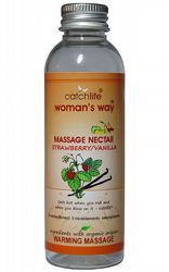 Strawberry Vanilla Massage Nectar 75 ml